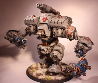 Khador Conquest from Privateer Press' Warmachine