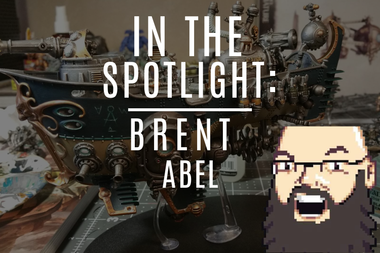 In the Spotlight Brent Abel