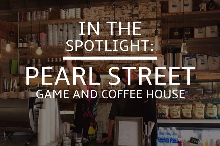 In the Spotlight Pearl