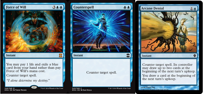 Force of Will Counterspell Arcane Denial.jpg